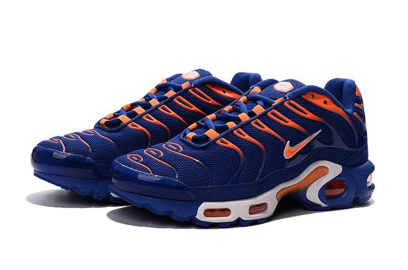 une autre chance 50b1f 70c0e 2016 basket nike air max plus Royal blue/orange color,Nike ...
