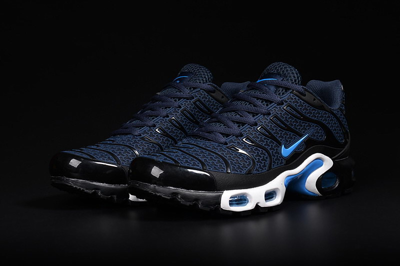 prix le plus bas 8bc50 d26dc 2016 Basket Nike Air Max Tn Tuned Requin Plus Homme Bleu ...