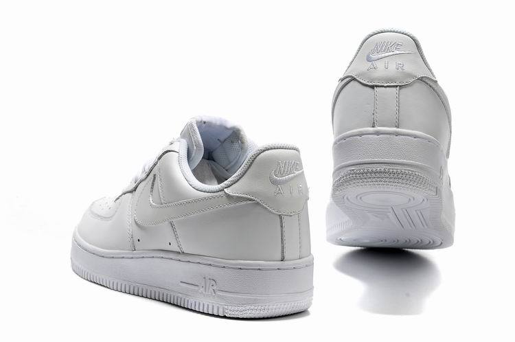 Nike Air Force 1 Low Chaussure 315122 111 Blanc Couleur on