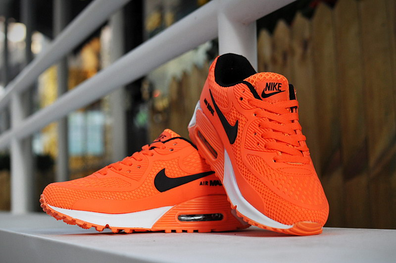 Nike Air Max 90 Chaussure Enfant Orange Couleur on sale,for