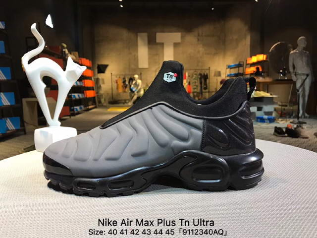 2017 2018 Cult Classic Air Max Plus Made Into a Slip On,Nike