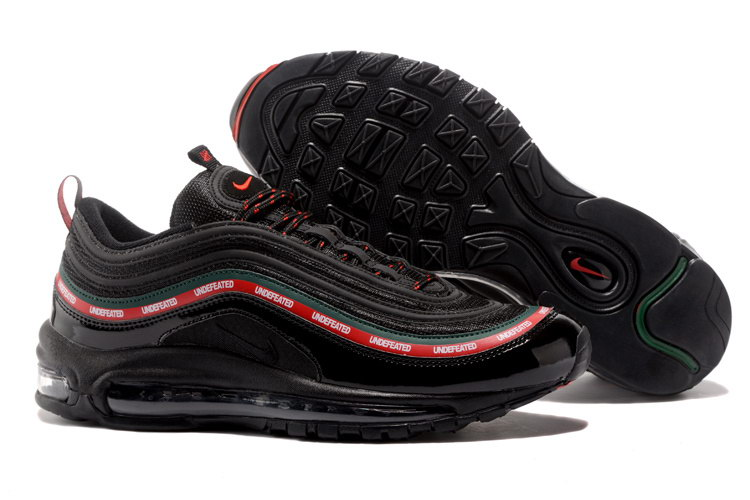 Undefeated x Nike Air Max 97 et Gucci Homme et Femme